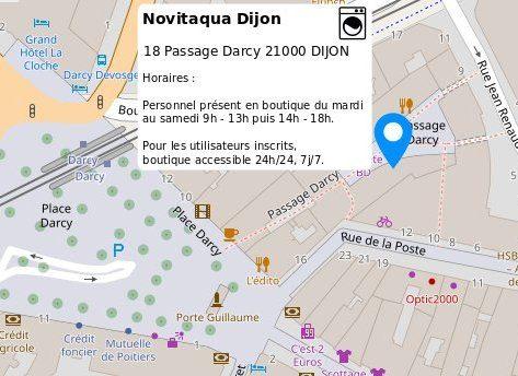 18 passage Darcy 21000 Dijon - Ouvert du mardi au samedi 9h-13h 14h-18