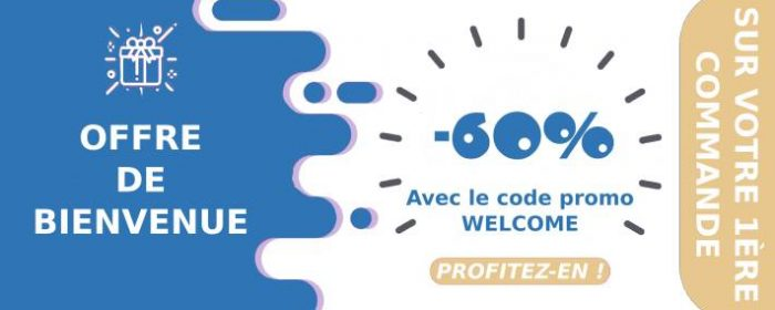 Coupon promo 60% welcome novitaqua