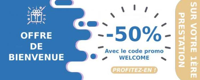 Offre de Bienvenue Novitaqua -50%